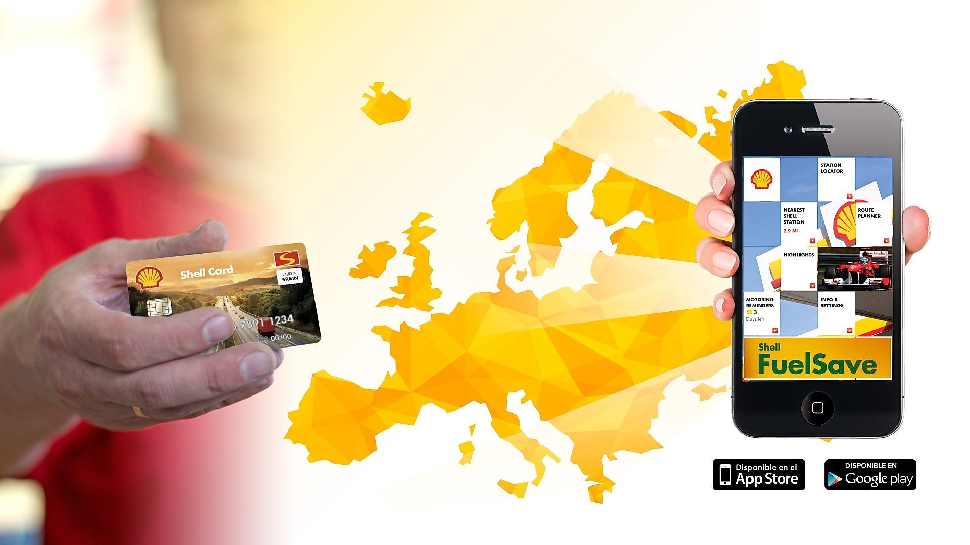 Shell card online